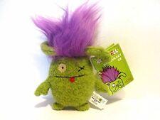 Bad Hair Day Ox - Ugly Doll Keyring BNWT New