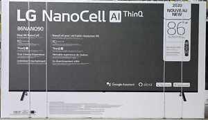 "LG 86NANO90UNA Nano 9 Series 86"" 2160p (4K) NanoCell Smart TV BUNDLE INCLUDED"