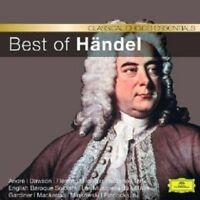 BEST OF HÄNDEL (CC)  CD NEW+