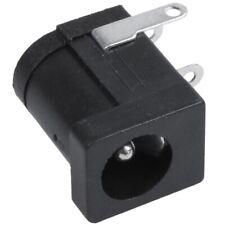 35PCS 2.1mmx5.5mm Barrel-Type PCB Mount DC Power Jacks Sockets DC-005 F6N9