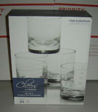 Mikasa Cheers Double Old Fashioned Glasses (Set of 4)