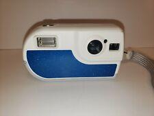 Polaroid iZone200 Instant Pocket Camera Blue and White
