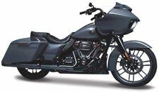 Maisto Harley-Davidson 2018 CVO Road Glide Dark Grey 1:18 Scale Model Motorcycle