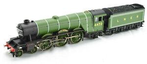 Hornby LNER The Flying Scotsman #4472 OO Gauge Locomotive W/ Coal Tender DAMAGED