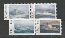 SOUTH AFRICA 1996 MERCHANT MARINE SG,930-933 UN/MM NH LOT 6020A