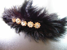 Modeschmuck-Haarschmuck aus Strass für Damen