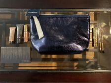 New Ulta Beauty Make Up Set- Lipstick, Gloss, Face & Eye Primer, Brushes & Bag