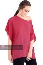 Abbigliamento rossi fantasia nessuna fantasia in poliestere per il mare e la piscina da donna