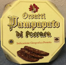 Pampapato Ferrara Scatola Ottagonale cioccolato estense gr. 300 I. G. P. ORSATTI