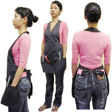 G-02 Hair Cut Cutting Salon Stylist Beauty Professional Nylon Apron Workwear