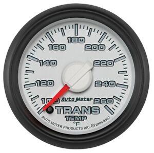 """Auto Meter 8557 2-1/16"""" Gen 3 Trans Temp Gauge 100-260 °F For Dodge NEW"""