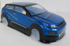PrePainted RC Body 1/10th Scale Rover HPI Losi Traxxas Kyohso Range Rover Evoque