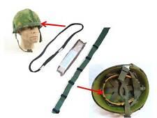 M1Helmet Liner & Headband Marine Corps USMC Paratrooper Infantry Steel Pot w P38