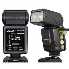 Yongnuo YN-467 II I-TTL Flash Speedlite for Nikon D7000 D5100 D5000 D3100 D3000