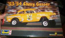 REVELL 1953/1954 Chevy GASSER Model Car Mountain KIT MODEL KING fs 1/25