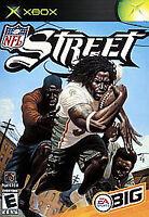NFL Street (Microsoft Xbox, 2004) - COMPLETE, FREE SHIP