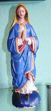 Madonna / Mutter Gottes / Maria / Holzschnittzerei / Figur / Skulptur / antik