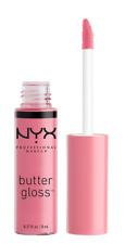 NYX Professional Makeup Butter Gloss BLG09 Vanilla Cream Pie 0.27 Ounce