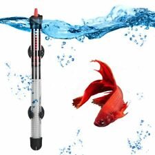 Aquaneat Aquarium Heater 25-500W Anti-Explosion for Tropical Fish Tank 5-100 gal