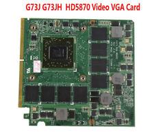 For ASUS G73J G73JH ATI HD5870 VGA Video Graphic Card GPU 1GB 216-0769008
