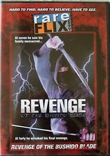 Revenge of the Bushido Blade: AKA - Ninja Nightmare &  Last Reunion (DVD, 2009 )