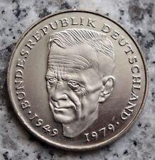 Berühmte Persönlichkeit Münzen Der Brd K Schumacher 2 Dm 1979