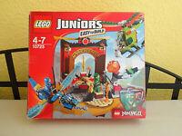 LEGO Juniors 10725 Ninjago Der verlorene Tempel vollständig