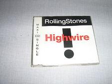 ROLLING STONES MCD HOLLANDE HIGHWIRE