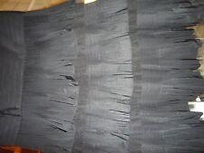 BCBG MAXAZRIA Black tiered dress (Size4 )  300.00