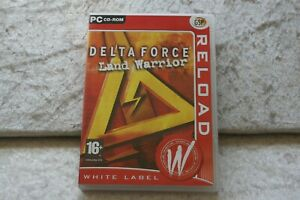 Delta Force - Land Warrior - PC CD-Rom Game