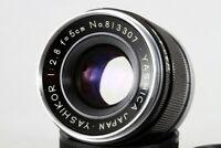 """Very Rare"" Yashica Yashikor  5cm F 2.8 Leica LTM39 Lens, From JP#8133"
