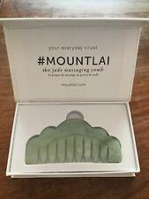 Mount Lai ~ The Jade Massaging Comb ~ $52 Value!