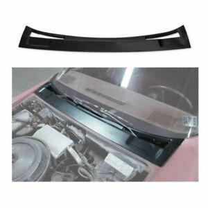1973 - 1982 Corvette C3 Windshield Wiper Arm Cover (ABS PLASTIC) Black