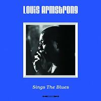 """Louis Armstrong Sings The Blues 180g 12"""" Vinyl LP Vinyl Record (New sealed)"""