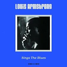 "Louis Armstrong Sings The Blues 180g 12"" Vinyl LP Vinyl Record (New sealed)"