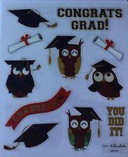 Graduation /School  Scrapbook Stickers