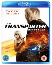 The Transporter Refuelled (Blu-Ray, 2015) NEW SEALED Region B