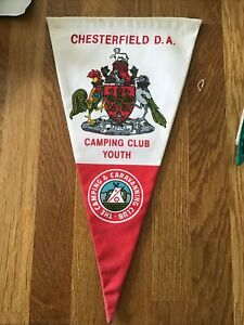 Camping Club Pennant -Chesterfield  D A - Youth