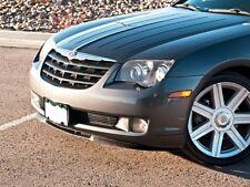 Chrysler Crossfire Front Bumper CUPRA R Euro Spoiler Lip Valance Splitter SRT 6/