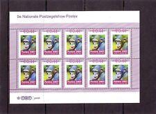Nederland NVPH 2489 C5 Vel Persoonlijke zegels Postex 2007 Postfris