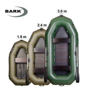 BARK Inflatable Boat Dinghy 6.2-9.2ft B-190 210 220 230 240 250 260 270 280 300