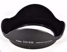 Canon EW-83E Lens Hood for 16-35mm f/2.8 L USM Lens & 10-22mm f/3.5-4.5 USM Lens