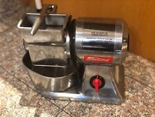 FLEETWOOD 1 HP CHEESE GRATER  MODEL : GM75
