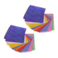 100Sheet Glitter Cardstock Paper Pearlescent Shimmer Paper for Scrapbooking
