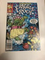 Fraggle Rock (1985) # 5 (NM) Canadian Price Variant CPV ! Rare !