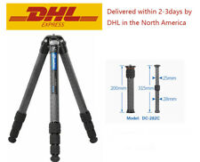 Leofoto LS-324C Professional Carbon Fiber Tripod For SLR Camera Video