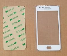 Samsung Galaxy S2 replacement screen outer glass LCD lens Original S II i9100
