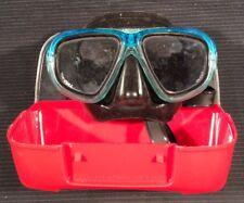 temp GULL Scuba Dive Mask UV Cut With Case