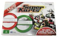 Super Karts Nintendo Wii PAL *Boxed* Wii U Compatible