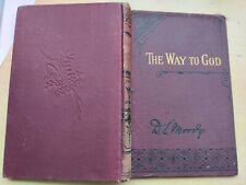 More details for d.l.moody the way to god.very good condition old